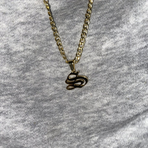 My Name Necklace - Giorgia
