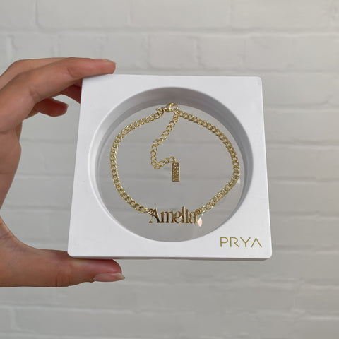 Jewellery Gifts Ideas for Everyone - personalised name necklace
