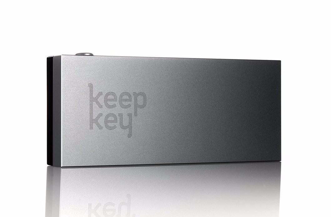 KeepKey: The Simple Cryptocurrency Hardware Wallet