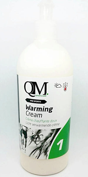 Premium QM Massage Lotion No.1. Warm. 500ml with Applicator-kascelmed