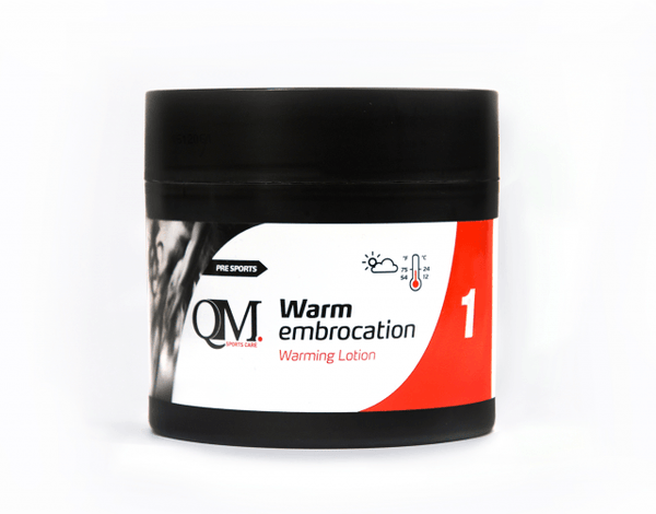 Premium QM Massage Lotion No.1 - Warm 200ml-kascelmed