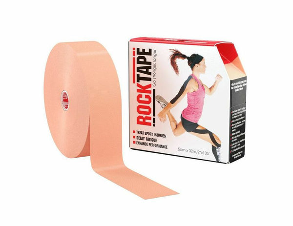 Rocktape Kinesiology Tape - Clinic Roll (5cmx32m)-kascelmed
