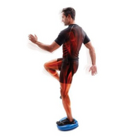 Ankle sprain strengthening balance cushion-kascelmed