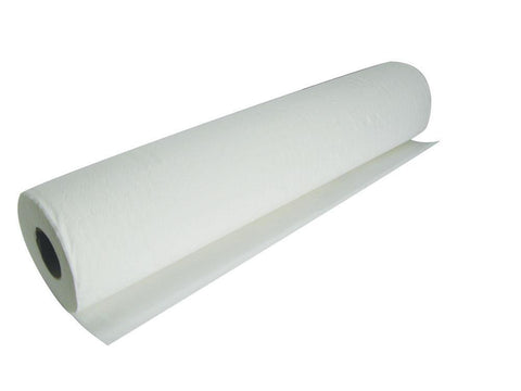 Hygiene Couch Roll 2ply 500mm x 40m white - kascelmed