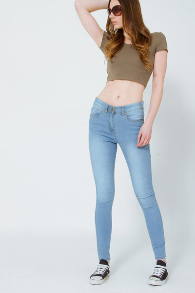 Jeans - Camilla Light Blue Regular Jeans