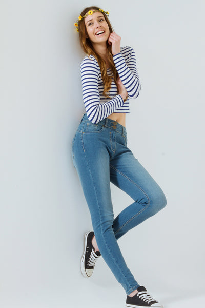 Jeans - Madison Blue High Rise Jeans