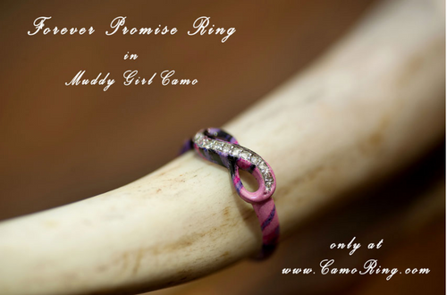 Camo Forever Promise Ring