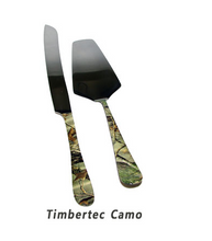 Camo Stainless Steel Serving Set