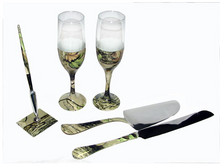 Camo Wedding Pen Set