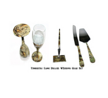 Camo Deluxe Wedding Gear Set