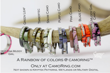 Stainless Steel Camo Rings