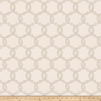 Embroidered Dove Grey / sand Fabric white, 03679