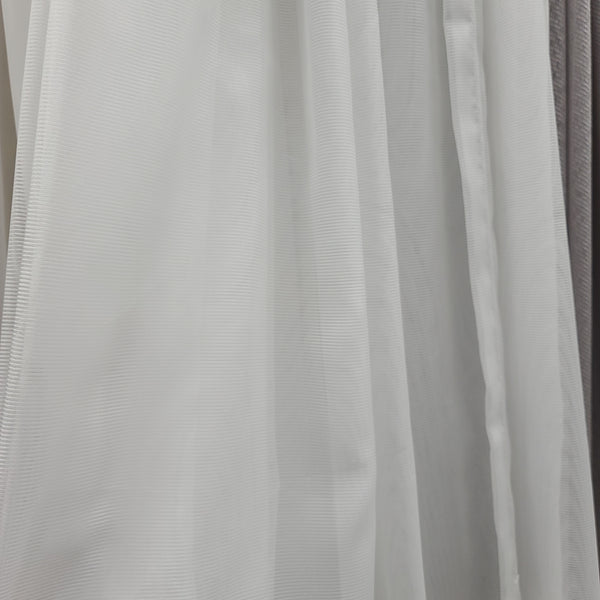 Ready Made Pocket Top Curtain 110 X 96  (1 Panel) Star
