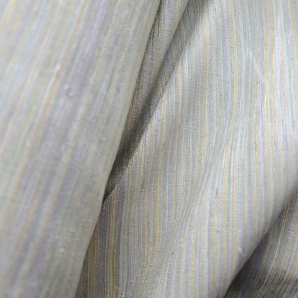 EMMA 61J4371 Dupioni Silk 54 inches wide Made in India Drapery King Toronto