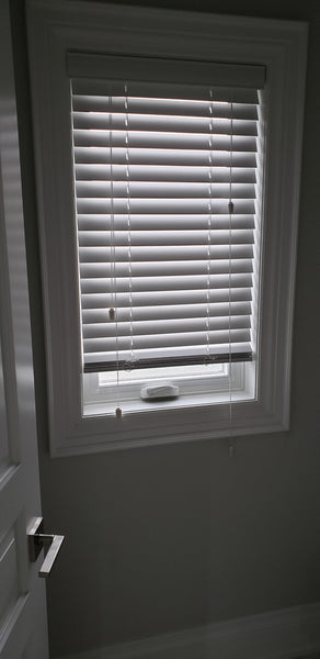2Inch Faux Wood Blinds By Drapery King Toronto