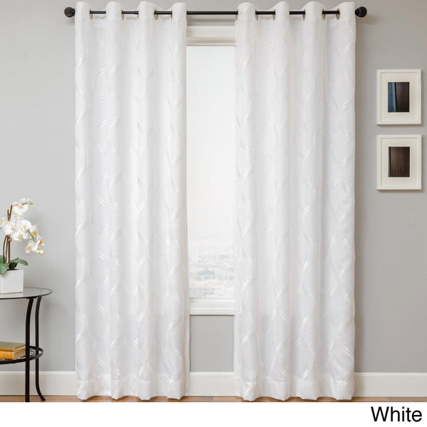 Softline Roxy Grommet Top Curtain Panel
