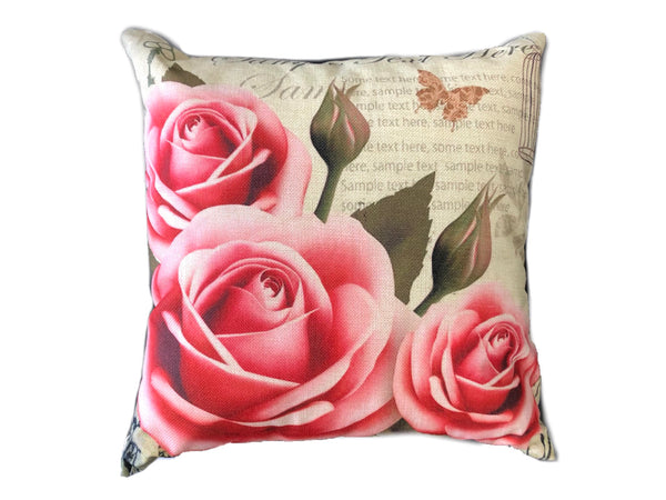 Vintage Decorative Pillow