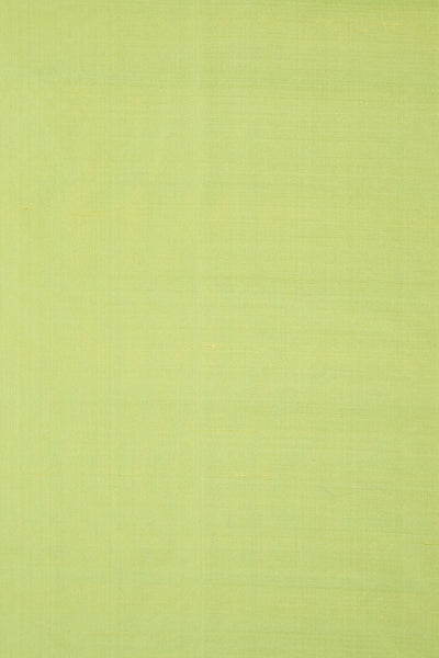 "Dupioni smooth Silk 54"" inches wide 100% silk from India green - Desire col 200"