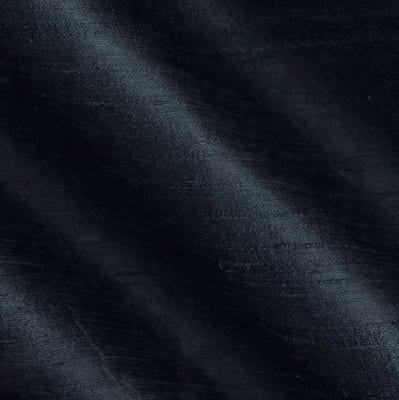 Black Dupioni Silk 54 inches wide Made in India, Item Number DL-974
