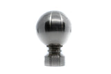 Ball Finial For 1 1/8 inch / 28mm  Diameter Rod