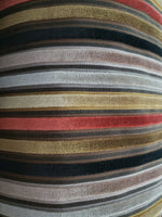 Fabric Fonthill Stripe color Vibrant