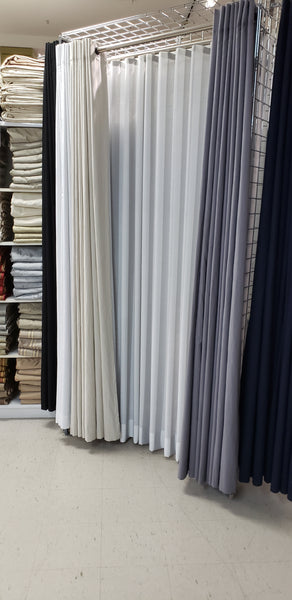 Pinch Pleat Ready Made Drapery Available At Drapery King Toronto 647-219-1714 Mark