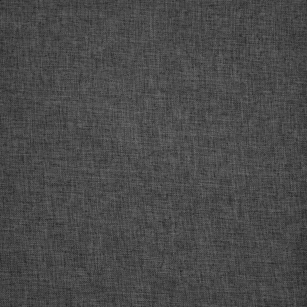 "DK Home Linen Grommet Curtain Panel 52"" W x 96"" L   Gray"