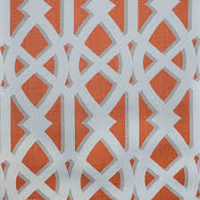 FABRIC - Elton Color Tangerine