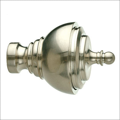 UFN3 Brushed Nickel for 1 1/8 rd