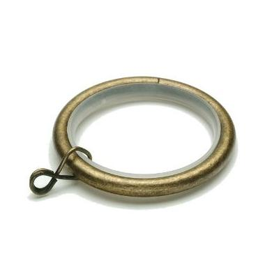 "1-1/2"" Inside Diameter Antique Brass Ring W/ Plastic Insert ~ 10 pack Item# URG-AB"