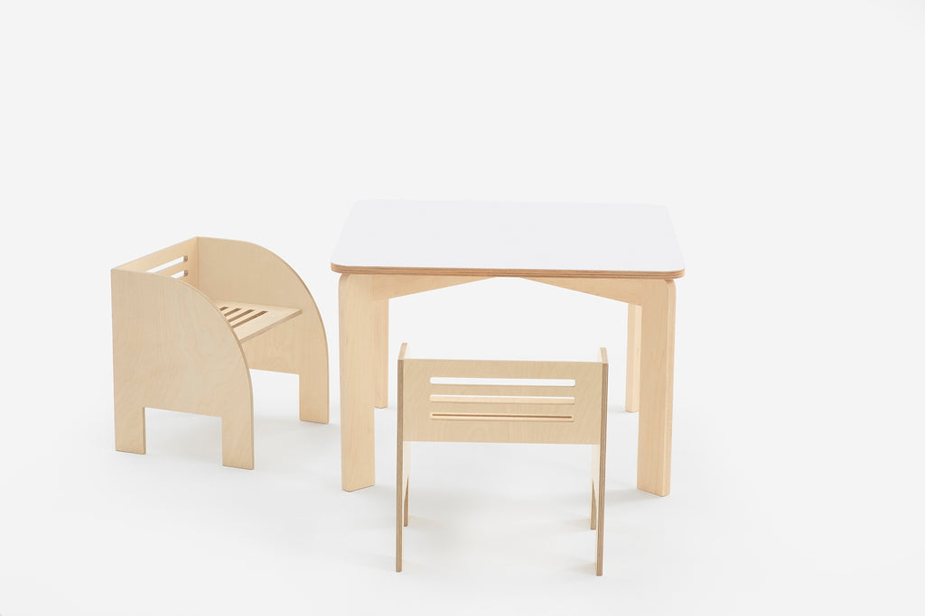 The Set - Wit Design Children's Furniture