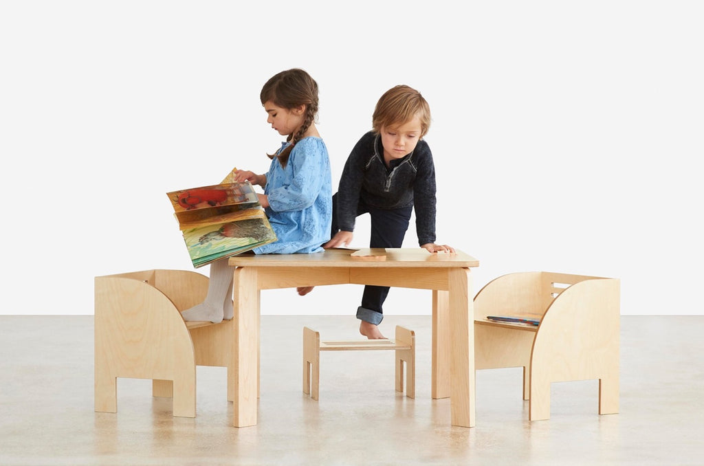 The Stool - Wit Design Children's Furniture