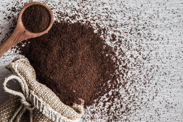 5 Ways to Repurpose Used Coffee Grounds