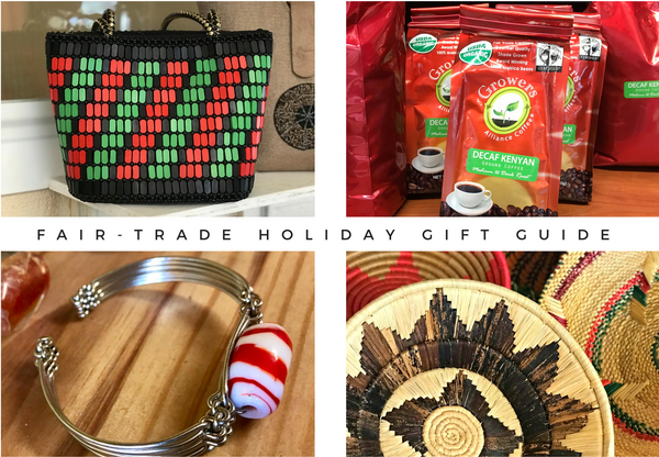 Fair-trade Holiday Gift Guide