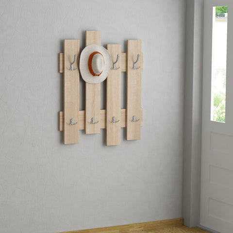 Wave Coat Modern Wall Hanger