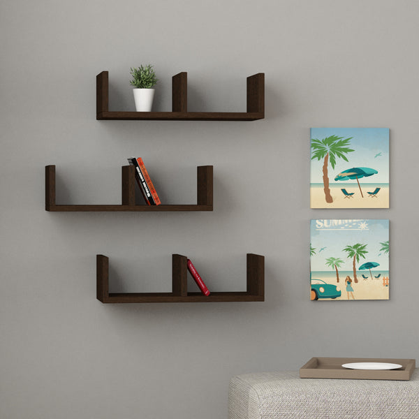 U-Model Floating Shelf