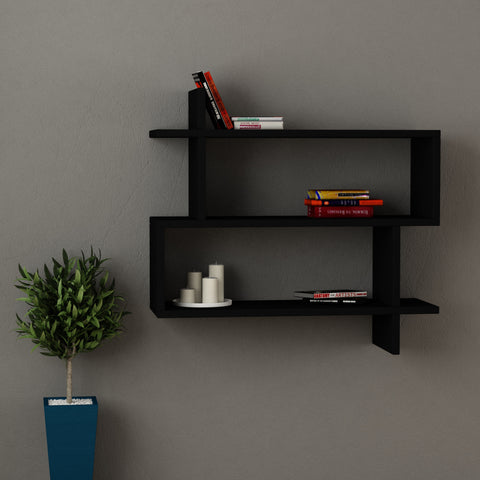 Paralel Modern Wall Shelf