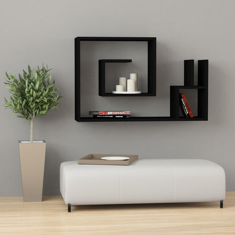 Snail Modern Wall Shelf