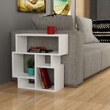 Karma Side Table White