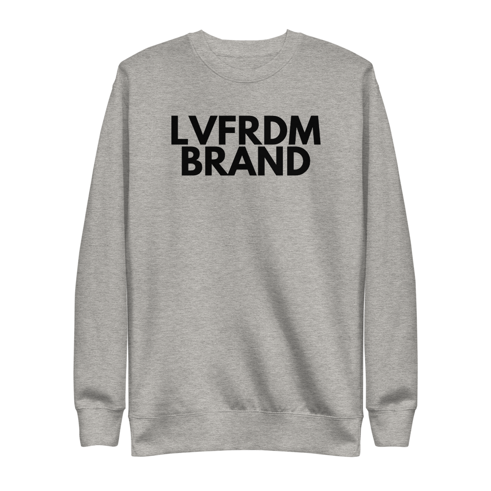 Live Freedom Brand PRO-FORMA Long sleeve sweater - Live Freedom Brand