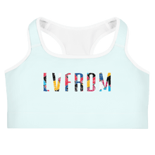 "Load image into Gallery viewer, Live Freedom ""LZ2"" Sports Bra - Live Freedom Brand"