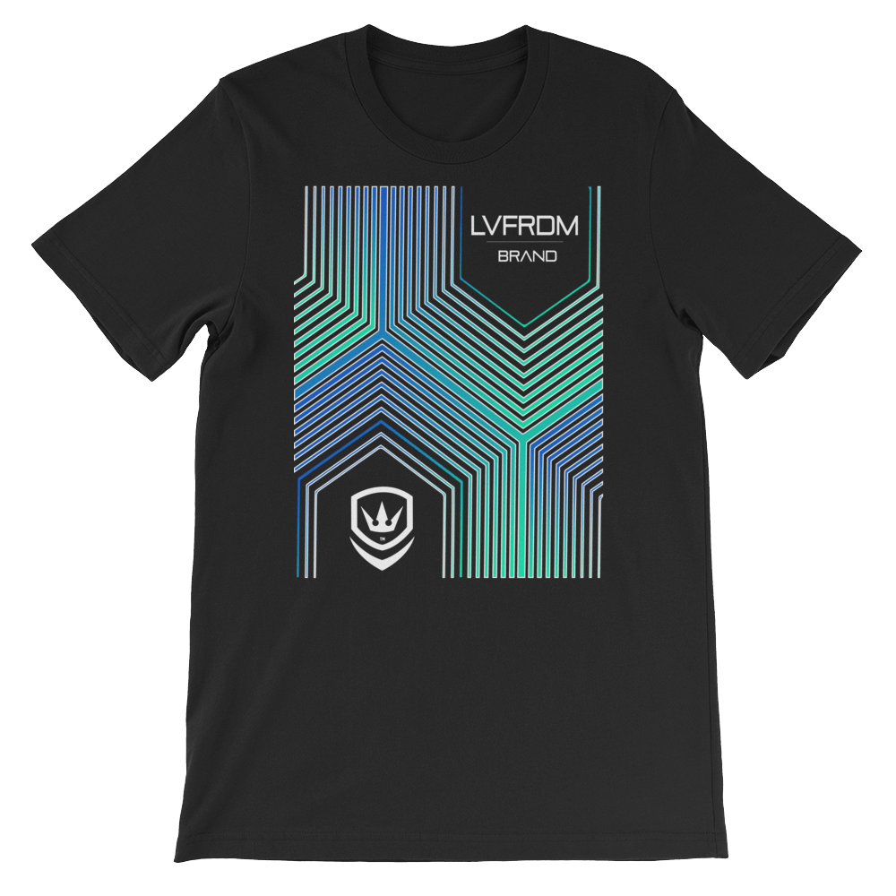 "Live Freedom Brand ""Pulse"" Graphic T-Shirt - Live Freedom Brand"