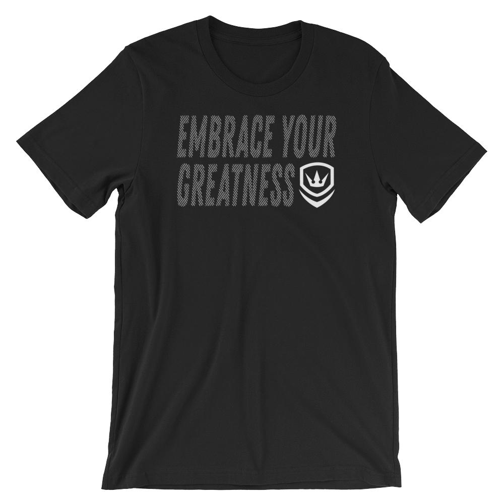 Live Freedom EMBRACE YOUR GREATNESS T-Shirt - Live Freedom Brand