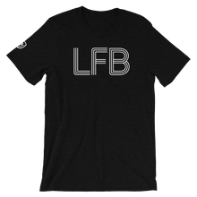 "Load image into Gallery viewer, LVFRDM ""LFB"" BASIC T-SHIRT - Live Freedom Brand"