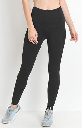 Live Freedom Tandy Leggings with Mesh Pockets