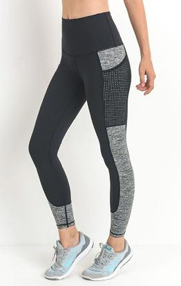 Live Freedom Marle Leggings with Mesh Pockets