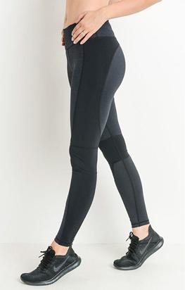Live Freedom Mono Style Chrome Leggings
