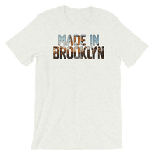 "Load image into Gallery viewer, Live Freedom Brand "" Made in Brooklyn"" Graphic T-shirt - Live Freedom Brand"