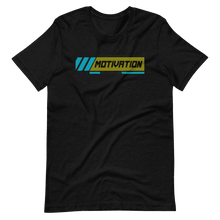"Load image into Gallery viewer, Live Freedom Brand "" MOTIVATION"" Graphic T-shirt"