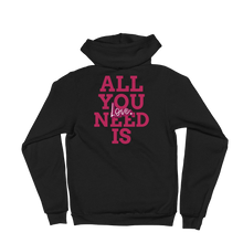 "Load image into Gallery viewer, LIVE FREEDOM "" ALL YOU NEED"" HODDIE - Live Freedom Brand"